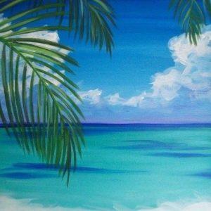 By Beach