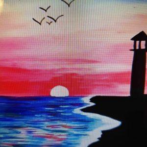 Sun Rise Light House ( D)
