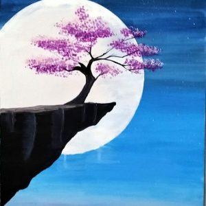 Reef tree moon