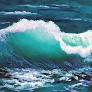Sea wave( advanced class)